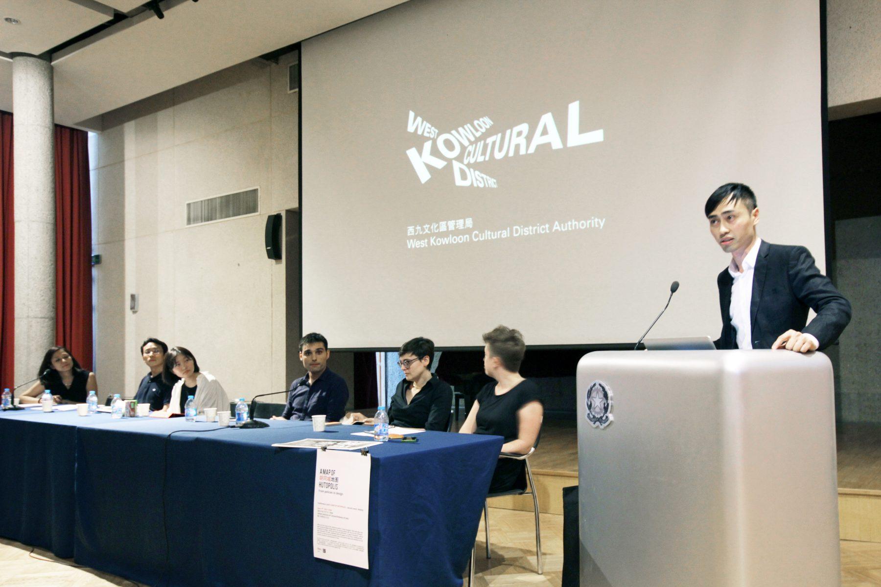 Matthew Hu, Toby Wong, Luis Aguirre Manso, Eugenia Murialdo, Celine Lamee
