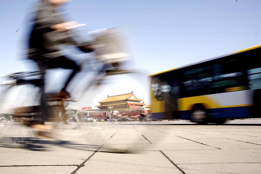 Hutopolis, Kris kung, beijing, city mobility
